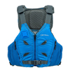 Astral V-Eight seen here in ocean blue for kayaking and Canoeing