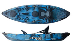 Fun Kayaks Cruise Angler Budget Fishing Kayak
