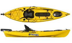 Fun Kayaks Fishing Pro 10 Affordable Fishing Kayak