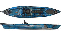 Fun Kayaks Fishing Pro 12 Affordable Fishing Kayak