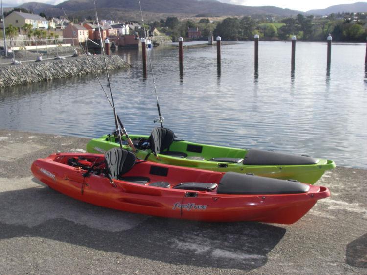 Feelfree moken 10 angler fishing kayaks for 10 fishing kayak