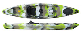 Feelfree Fish N Tour Sit On Top Kayak Now Discontinued