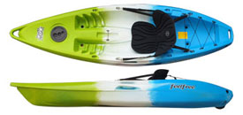 feelfree move childrens kayak, Buy from Southampton Canoes, Hampshire