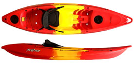 feelfree roamer 1 sit on top kayak