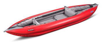 Gumotex Safari 330 solo inflatable kayak