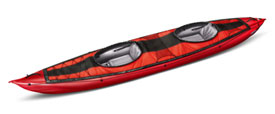 Gumotex Seawave 2 person inflatable kayak
