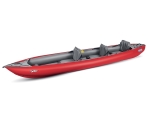 Gumotex Solar inflatable kayak - with optional 3rd seat fitted