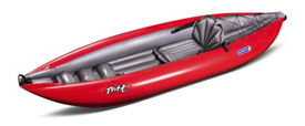 Gumotex Twist 1 lightweight inflatable kayak