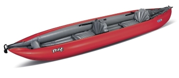 Gumotex Twist inflatable kayak for 2 people