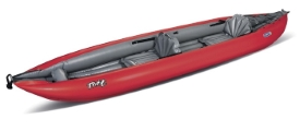 Gumotex Twist 2/1  inflatable kayak for tandem or solo paddling
