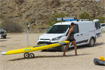 The Hobie Mirage Eclipse SUP is easy to transport