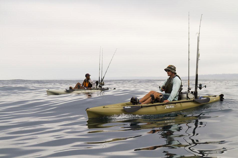 Hobie outback hobie kayaks for Hobie fishing kayak