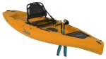 Papaya Orange Hobie Compass kayak