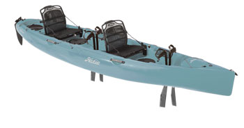 Hobie Oasis in Blue Slate colour