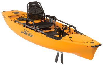Pro Angler 12 limited edition camo fishing kayak from Hobie
