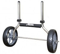 hobie standard cart kayak trolley