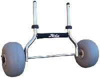 hobie trax 2 kayak trolley