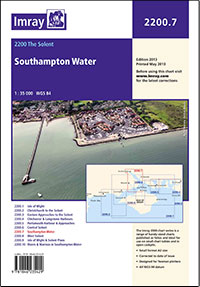 Southampton Water - Imray Chart