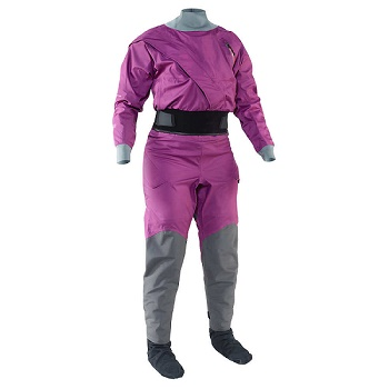 NRS Crux Womens Specific Drysuit In Orchid