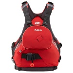 NRS Zen White water & rescue buoyancy aid packed with features
