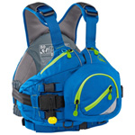 palm extrem white water pfd