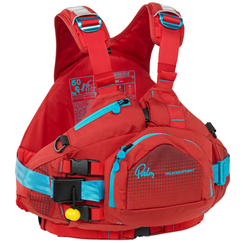 Palm Extreme Womens Specific Buoyancy Aid Perfect for Whitewater Paddlers