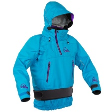Palm Bora Womens Specific quality touring cag in aqua