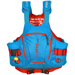 river guide rescue buoyancy aid from peak uk for white water kayaking