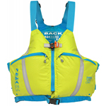 peak uk tourlite zip pfd for sit on top and touring kayaking