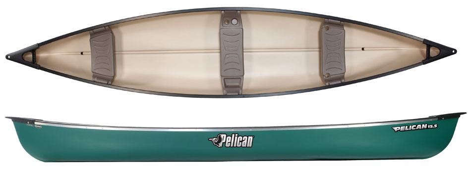 Pelican 15 39 5 Canadian Canoe Southampton Canoes