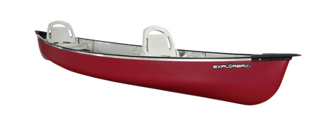 Value For Money Cheap Open Canoe With Backrests For A Family