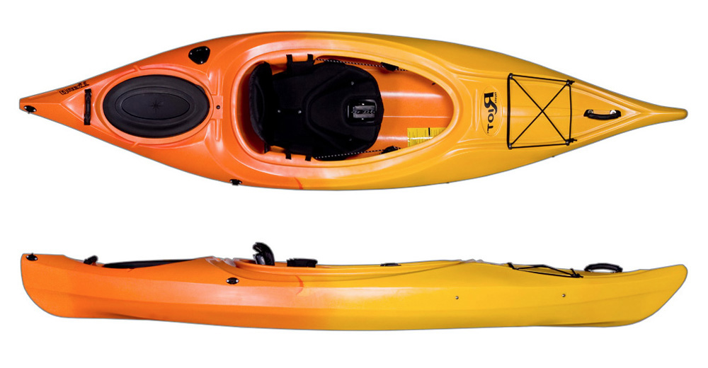 Riot Quest 9.5 | Touring Kayaks