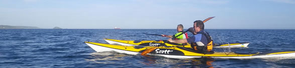 sea bird kayaks for sale at southampton canoes