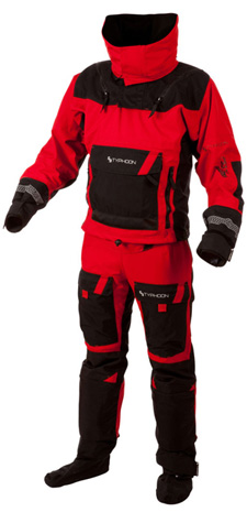 PS330 dry suit from Typhoon
