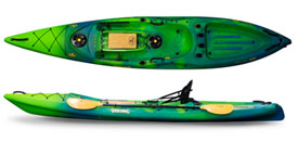 Viking Kayaks Profish 400