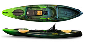 Viking Kayaks Profish GT Fishing Kayaks