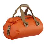 Watershed Chattooga Dry Duffle Bag in Orange