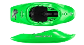 wavesport Project X playboat