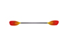 werner surge glass blade straigh shaft kayak paddle