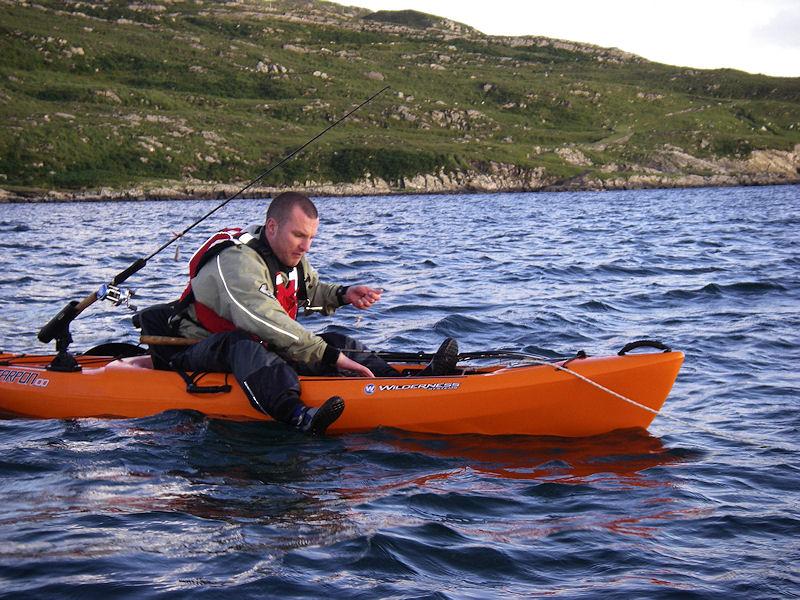 Wilderness systems tarpon 100 sit on tops for Wilderness fishing kayak