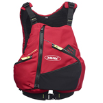 yak highback buoyancy aid designed for sit on top kayaks with a high seat