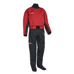 general purpos dry suit for white water, surfing and touring by yak