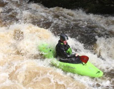 river running white water kayaks for sale at southampton canoes