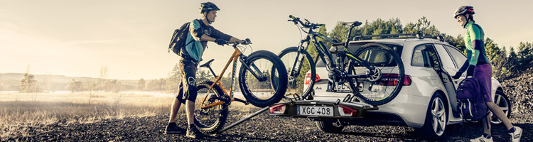 Thule cycle carriers