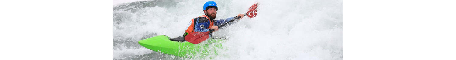 white water kayaks for sale at southampton canoes, hampshire