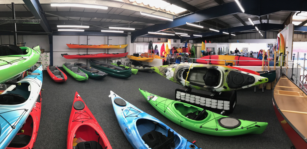 Southampton Canoes - Canoe Shop & Kayak Shop in Hampshire