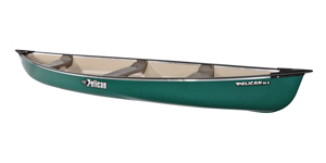 Pelican 15'5 Open Canoe For Sale