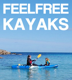 Feelfree Sit On Top Kayaks for sale