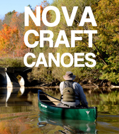 Nova Craft Canadian Canoes for sale