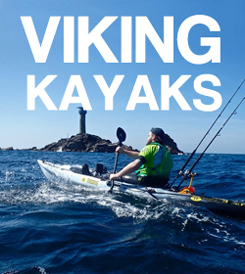 Viking Kayaks - Fishing Kayaks